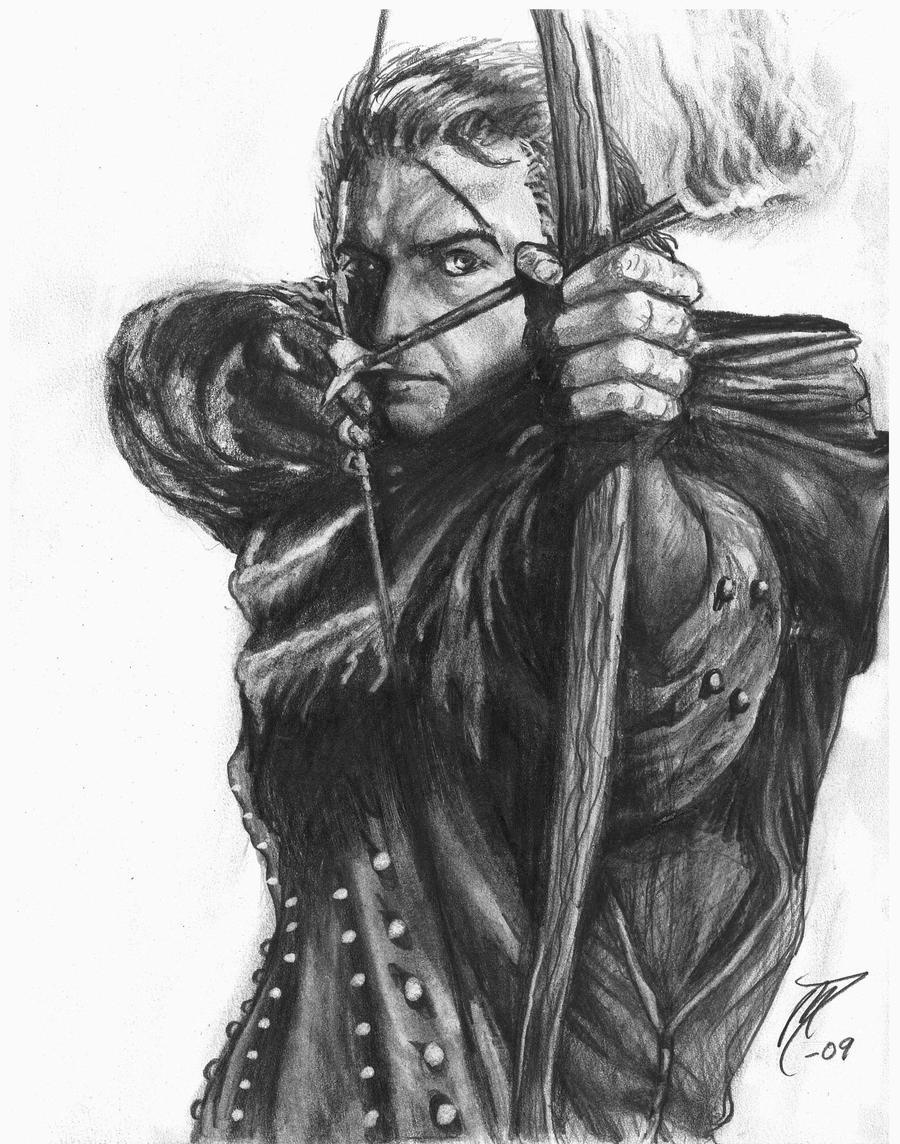 Criando um jogo Robin_Hood_by_StarSaintStudios