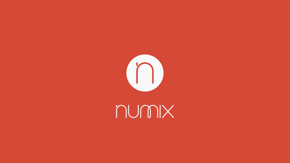numix wallpaper orange by sypnos on deviantart