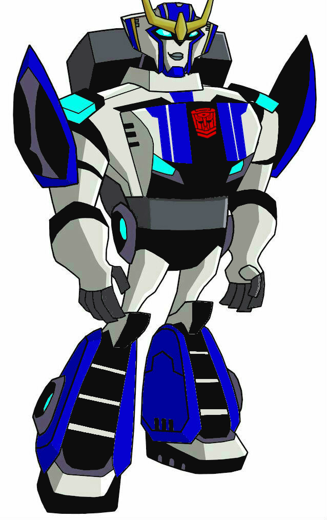 TFA-style RID Strongarm Prime by misternewuzer