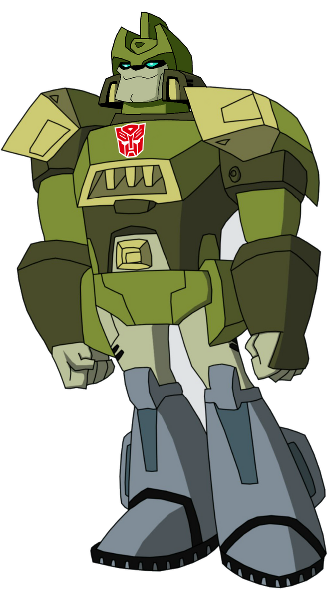 Transformers Animated Springer by misternewuzer
