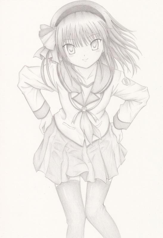 angel beats yuri by Ch...