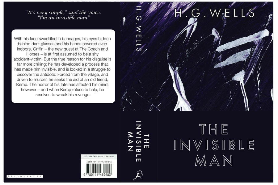 a book analysis of the invisible man  essay sample   july   although the tremendous body of criticism on invisible man stands as a  formidable tribute to the