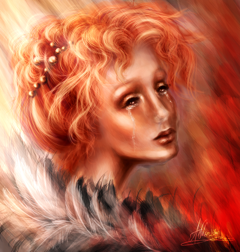 Feather by Anngelise