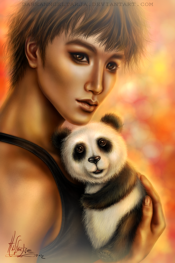 2PM JK by Anngelise