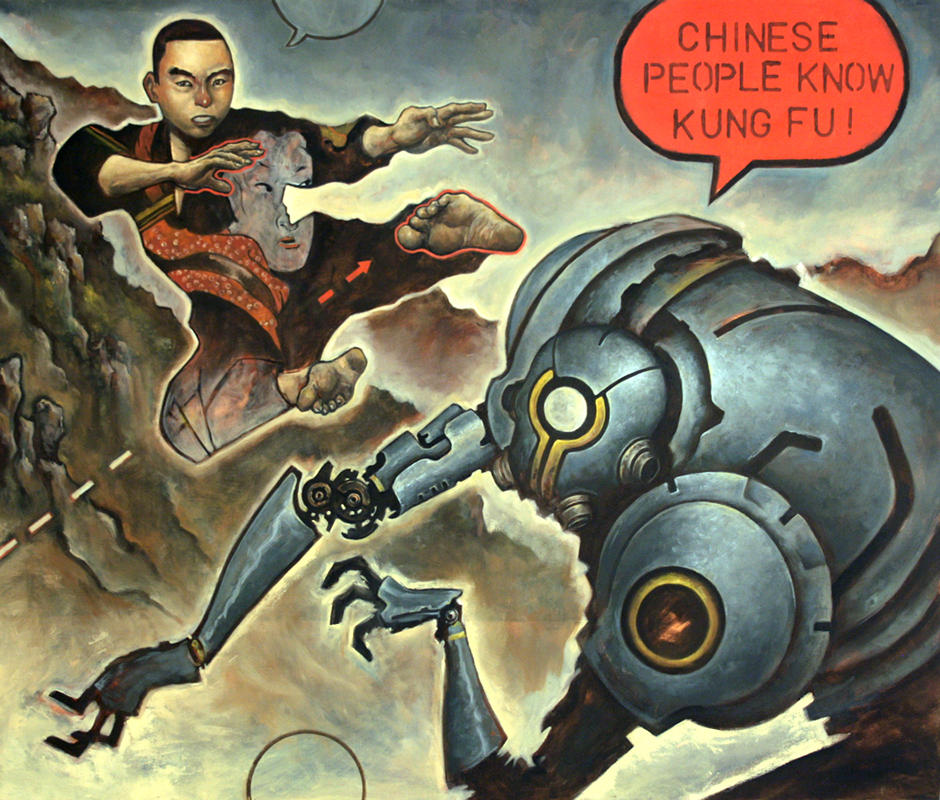 chinesepeopleknowkungfu