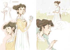 SensenSensibility Sketches 10 by sonny123