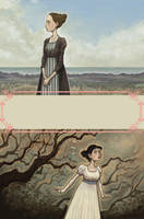 sense and sensibility cover 2 by sonny123