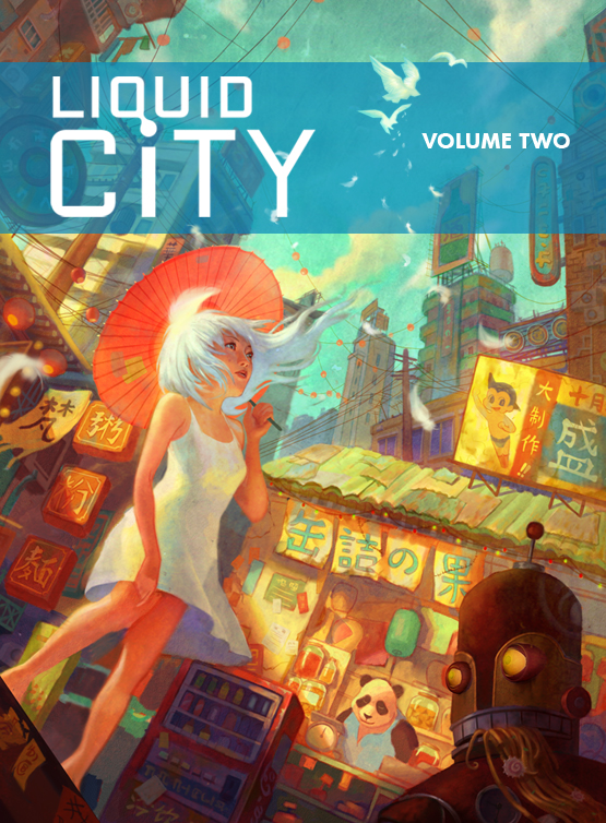 Liquid City V2 by Shelly Wan by sonny123