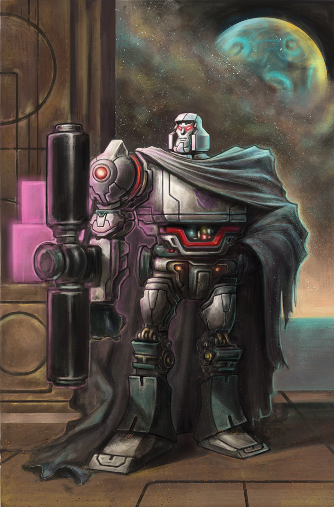Megatron by sonny123