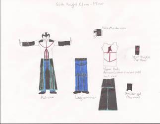 Sith Knight Clone - Minor by Zorzathir