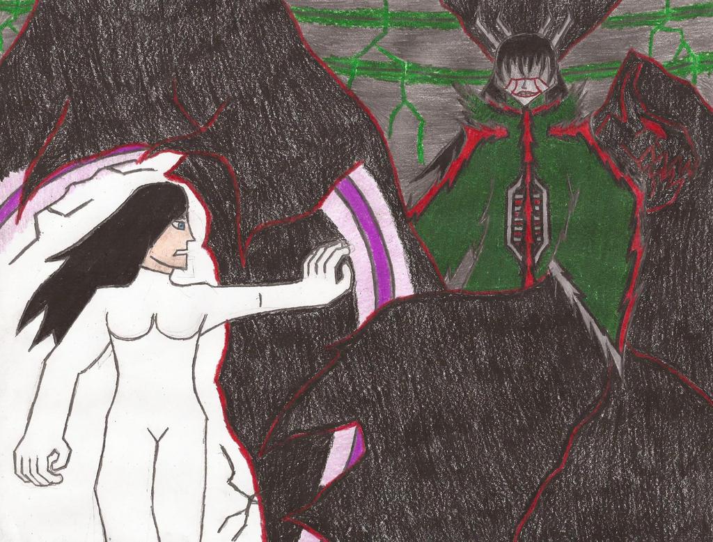 Zorz's Big Brawls #3: Moriana vs. Vigil by Zorzathir