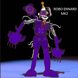 Robo Ennard Mk2 by piotr182xx