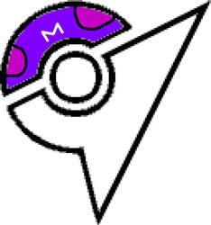 Master Ball Symbol by piotr182xx