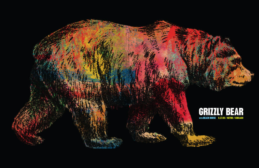 Grizzly Bear Band Tour