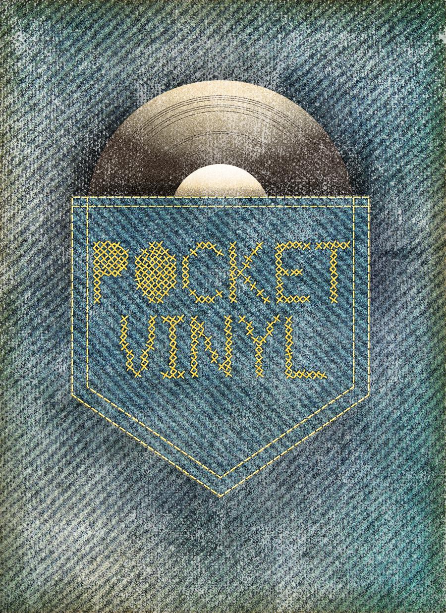 Pocket Vinyl by goodmorningvoice