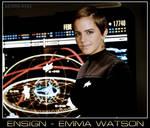 Ensign Emma Watson