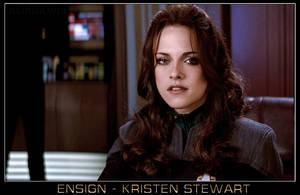 12 Ensign Kristen Stewart by gazomg