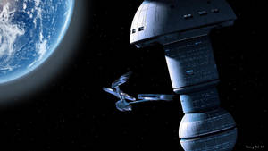 Star Trek Starbase Wallpaper Updated