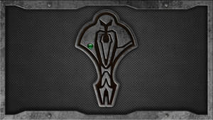 Star Trek Cardassian Logo Wallpaper by gazomg