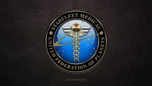 Starfleet Medical  Logo Star Trek (UPDATED)