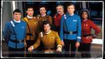 Star Trek Wrath of Khan colored Uniforms