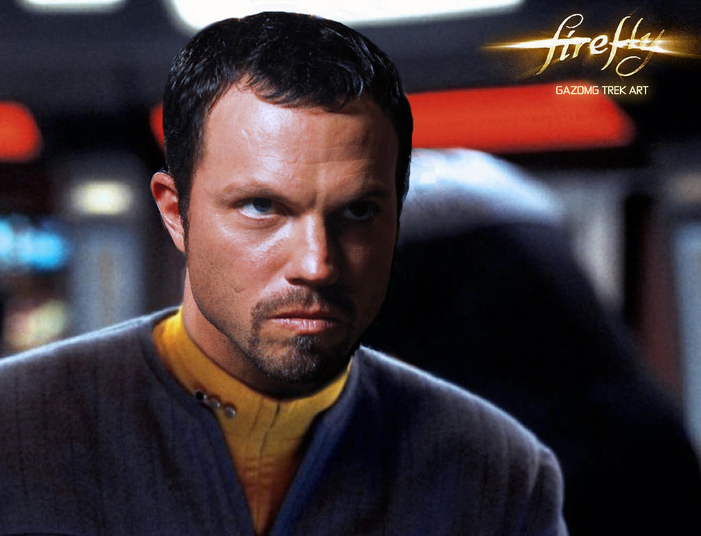 Star trek firefly thank for