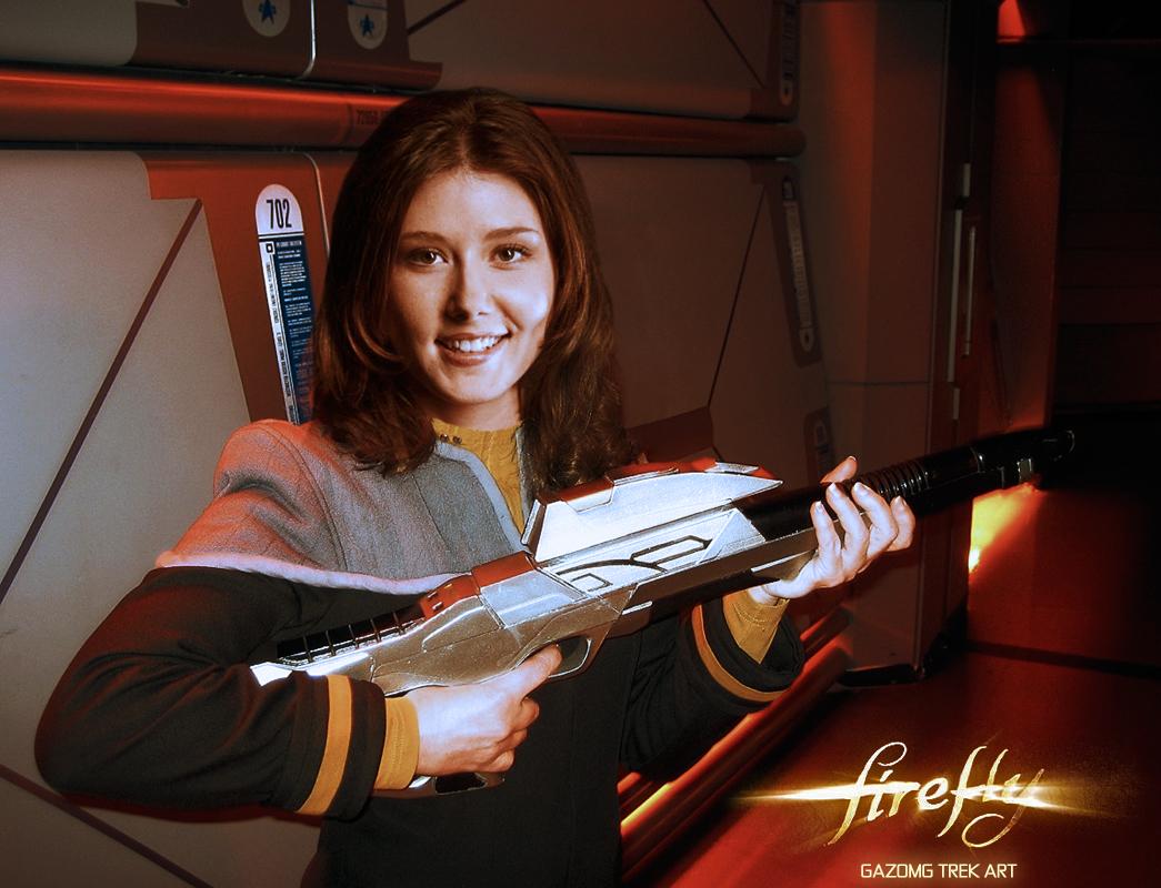 Opinion very Star trek firefly join