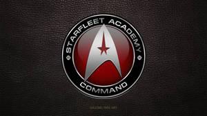 Starfleet Academy Logo Star Trek (updated) by gazomg