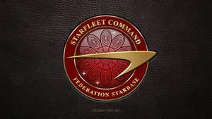 Star Trek Federation Starbase Logo UPDATED by gazomg