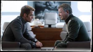 Captain Kirk meets Captain Kirk   Star Trek