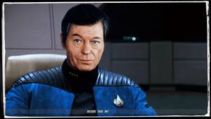 Bones McCoy Star Trek TNG Uniform