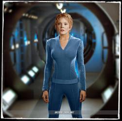 Kes Jennifer Lien Star Trek Enterprise