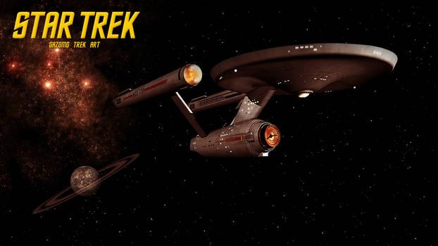 Star Trek Wallpaper Series #1 TOS