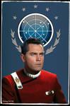 Captain Pike Star Trek Wrath of Khan