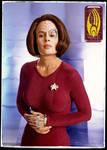 Belanna Torres Klingon Borg, Star trek by gazomg