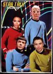 Star Trek Discovery Crew Retro