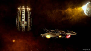 Star Trek Cardassian Orias System