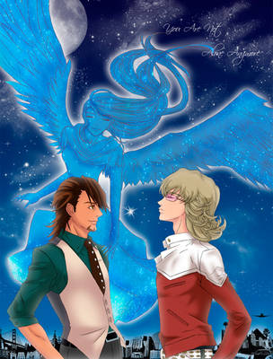 Tiger and Bunny by pentium11