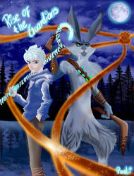 Rise of the Guardians by pentium11