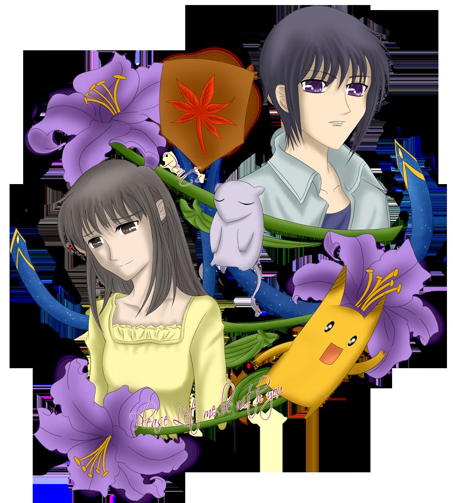 Fruits Basket-Yuki Y Machi By Pentium11 On DeviantArt