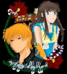 Kyo y Tooru by pentium11
