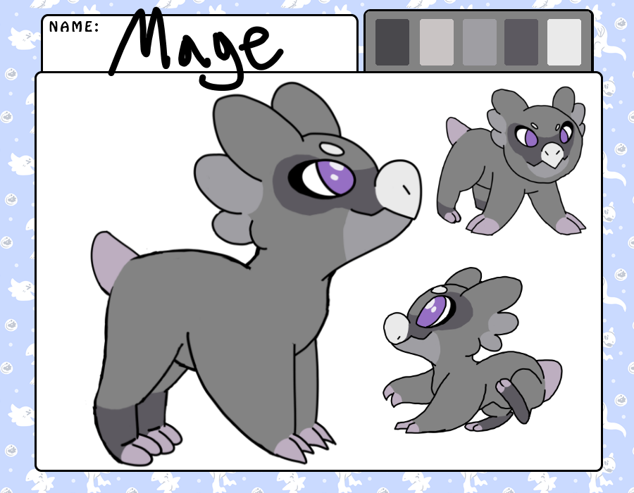 Mage template