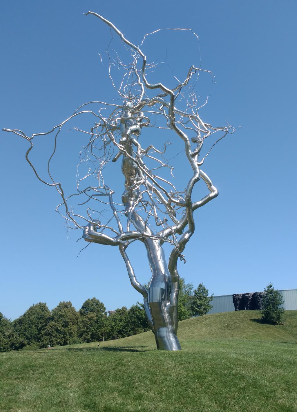 Metal Tree by Bennuendo