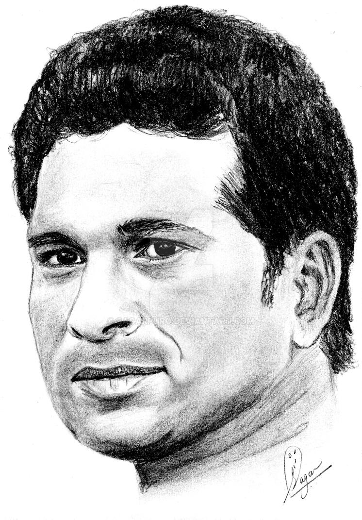 Sachin tendulkar by sagarpuro on deviantart