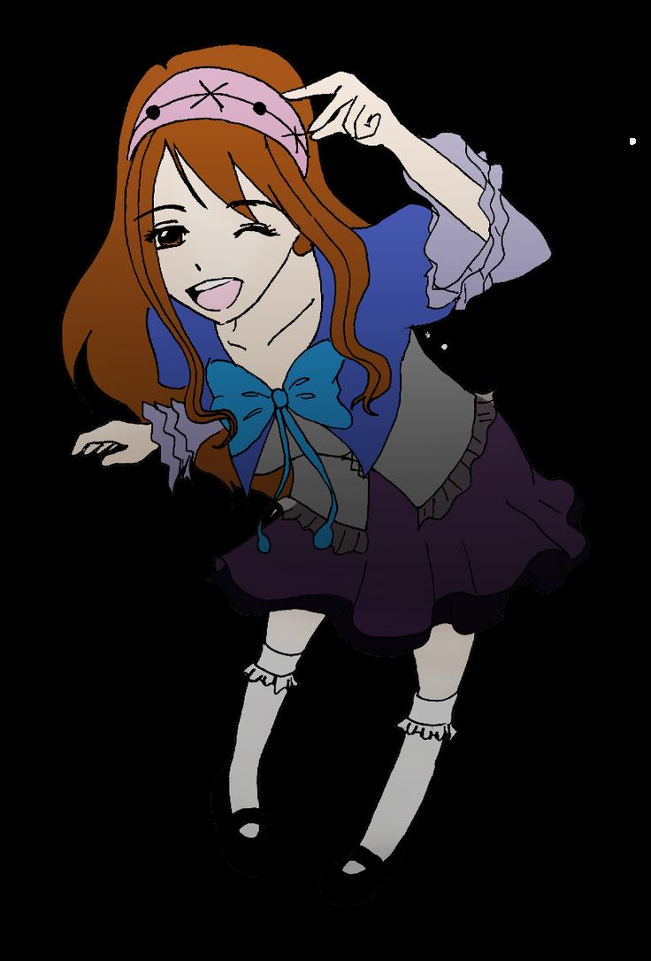 Hotaru Masami (a fanart made by Shaman-Hearts from DeviantArt)