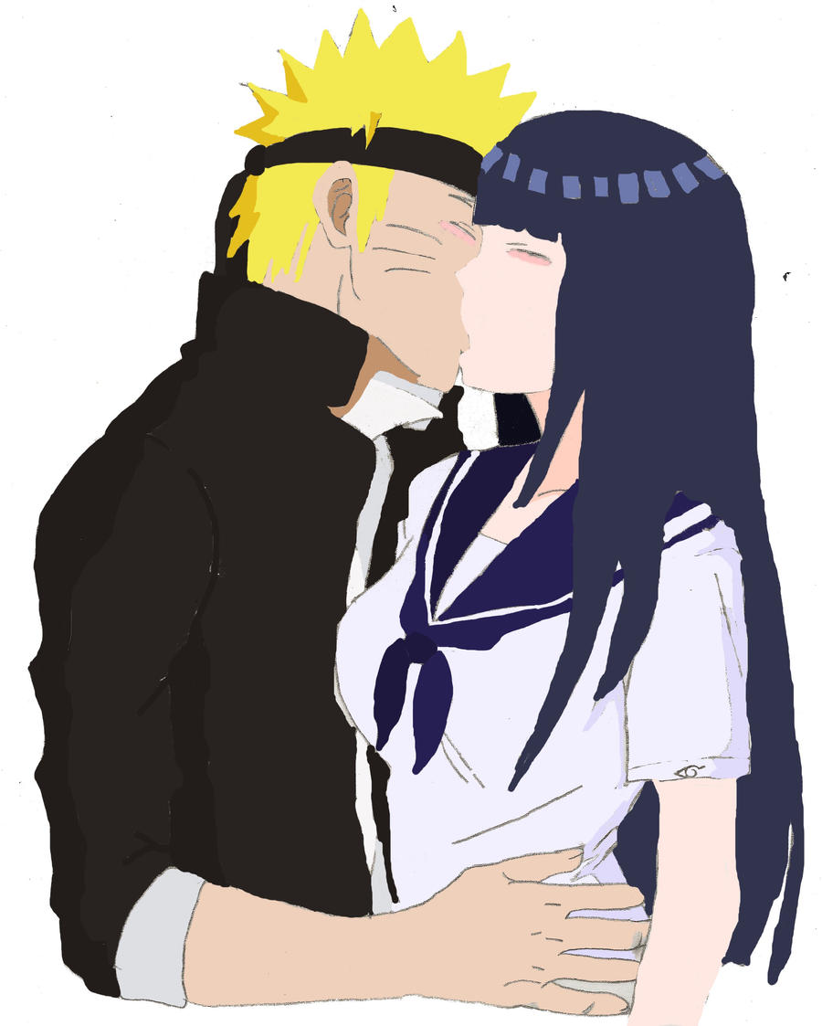 Naruto and Hinata by