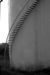 The winding stairs by Philzang