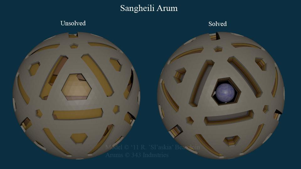Sangheili Arum