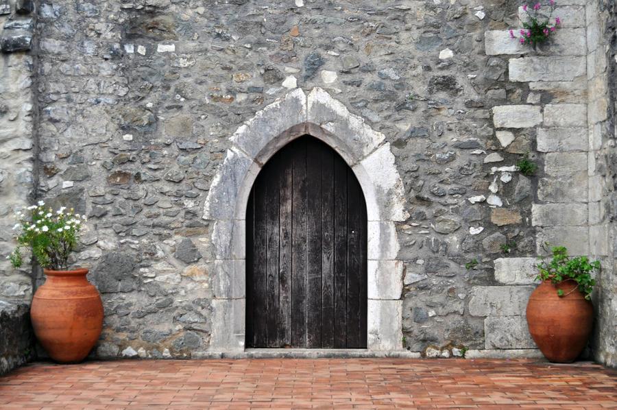 Castle door by crisazi ... & Castle door by crisazi on DeviantArt