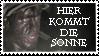 Rammstein - Sonne by DarkFlame11